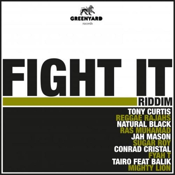 Fight It Riddim (Front Cover)