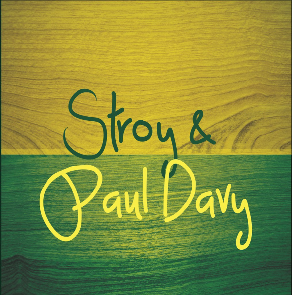 STROY & PAUL DAVY_frontcover