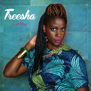 Treesha - Listen cover HD